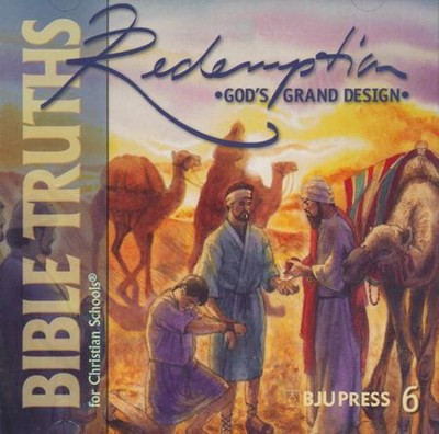 BJU Bible Truths Grade 6 CD: Redemption-God's Grand Design    -