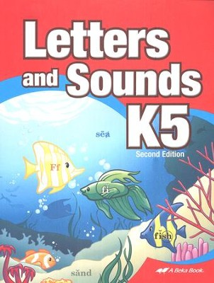 Abeka Letters and Sounds K5   -
