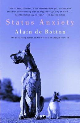Status Anxiety - eBook  -     By: Alain De Botton