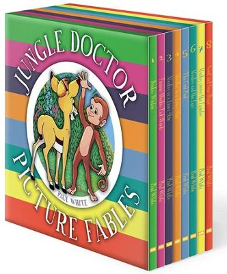 Jungle Doctor Fables Boxset  -     By: Paul White