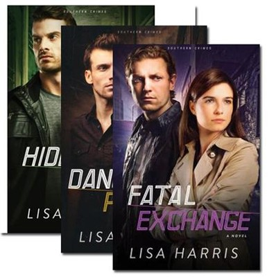 Southern Crimes Series, Volumes 1-3  -     By: Lisa Harris