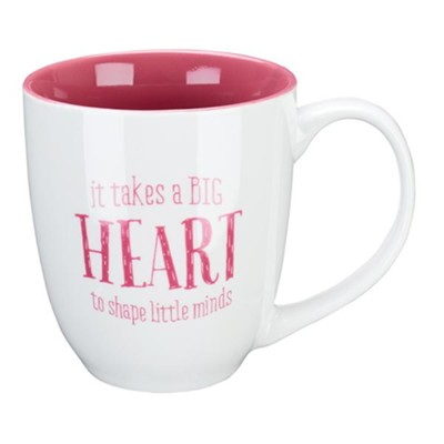 It Takes A Big Heart Mug  -