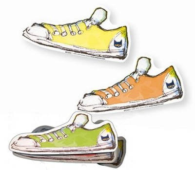 Groovy Shoes Accents (featuring Pete the Cat)  -