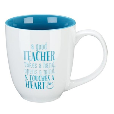 A Good Teacher Mug  -