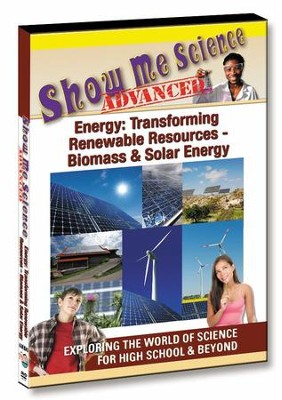 Energy: Transforming Renewable Resources – Biomass & Solar Energy DVD  -     By: Alex Zsolt