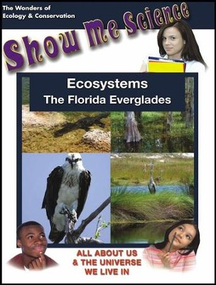 Ecosystems: The Florida Everglades DVD  -     By: Alex Zsolt