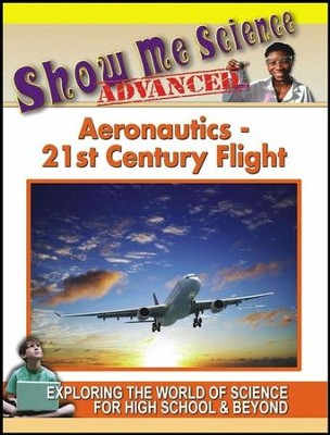 Aeronautics: 21st Century Flight DVD  -     By: Alex Zsolt