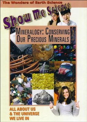 Mineralogy: Conserving Our Precious Minerals DVD  -     By: Alex Zsolt