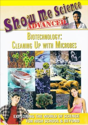 Biotechnology: Cleaning Up with Microbes DVD  -