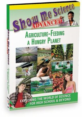 Agriculture: Feeding a Hungry Planet DVD  -