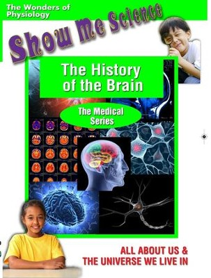 The History of the Brain DVD  -