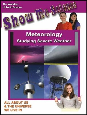Meteorology: Studying Severe Weather DVD  -