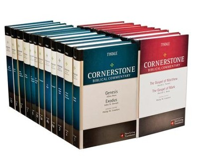 Cornerstone Biblical Commentary, OT & NT, 20 Volumes   -