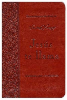 Jesús Te Llama  (Jesus Calling), Deluxe  -     By: Sarah Young