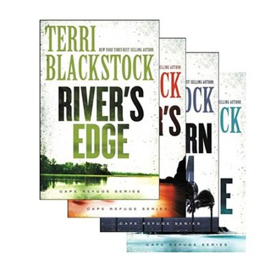 Cape Refuge Series, Volumes 1-4  -     By: Terri Blackstock
