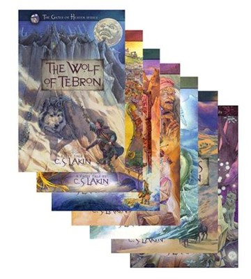 The Gates of Heaven Series, Volumes 1-7  -     By: C.S. Lakin
