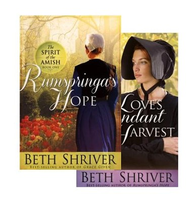 The Spirit of the Amish Series, Volumes 1 & 2  -     By: Beth Shriver