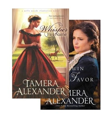 Belle Meade Plantation Series, Volumes 1 & 2  -     By: Tamera Alexander