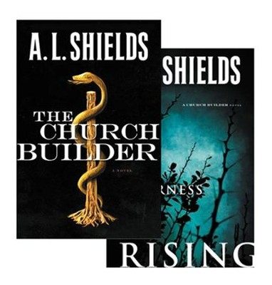 The Church Builder Series, Volumes 1 & 2  -     By: A.L. Shields