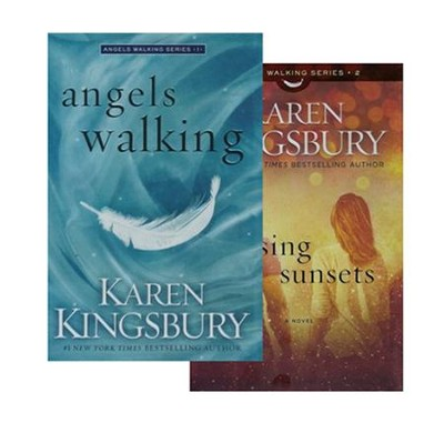 Angels Walking Series, Volumes 1 & 2  -     By: Karen Kingsbury