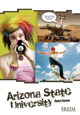 Arizona State University Open Forum - DVD   -     By: Ravi Zacharias