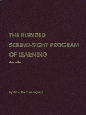 Blended Sound-Sight Program of Learning   -     By: Anna Ingham