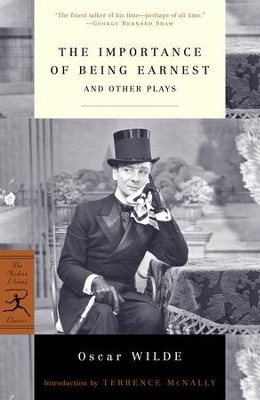 The Importance of Being Earnest: And Other Plays - eBook  -     By: Oscar Wilde