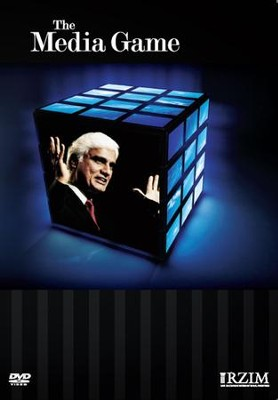 The Media Game - DVD   -     By: Ravi Zacharias