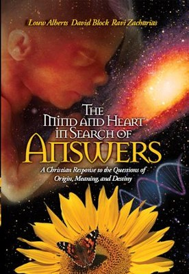 The Mind and Heart in Search of Answers - DVD   -     By: Ravi Zacharias
