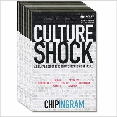 Culture Shock Study Guide - pack of 10   -     By: Chip Ingram