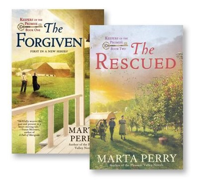 Keepers of the Promise Series, Volumes 1 & 2  -     By: Marta Perry
