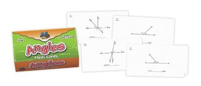 Angles Flash Cards  -