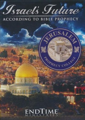 Current Events in Prophecy #5: Israel's Future According to Bible Prophecy  -     By: Irvin Baxter