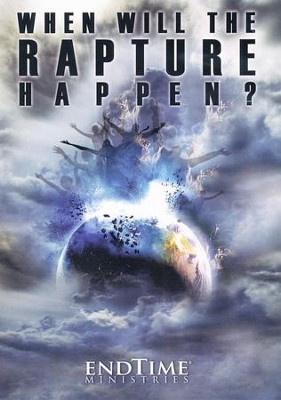 Current Events in Prophecy #1: When Will the Rapture? DVD   -     By: Irvin Baxter