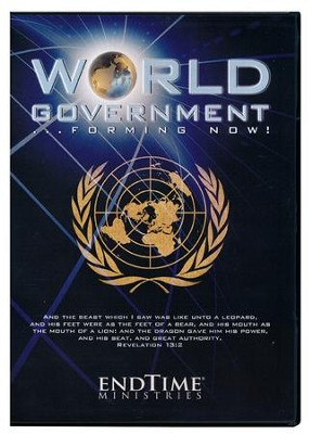 Current Events in Prophecy #3: World Government Forming Now  -     By: Irvin Baxter