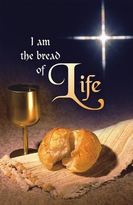 I am the bread of life youtube.