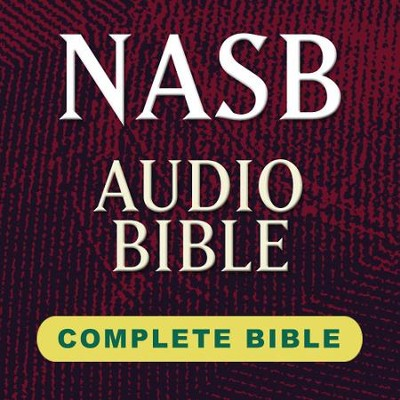 Hendrickson NASB Audio Bible: Complete Bible   [Download] -
