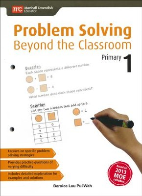 Problem Solving Beyond the Classroom Primary 1   -     By: Bernice Lau Pui Wah