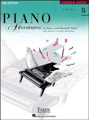 Piano Adventures 2nd Edition, Lesson Book, Level 3A  -     By: Nancy Faber, Randall Faber