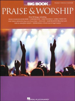 The Big Book of Praise & Worship  -