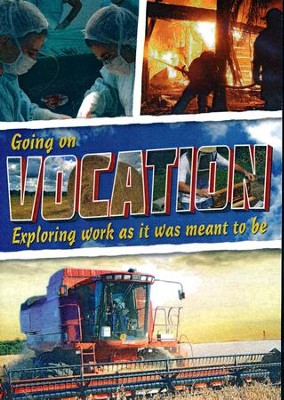 Going on Vocation: Exploring Work as it was Meant To Be DVD  -     By: Dr. Greg Foster