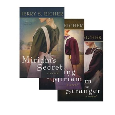 Land of Promise Series, Volumes 1-3  -     By: Jerry S. Eicher