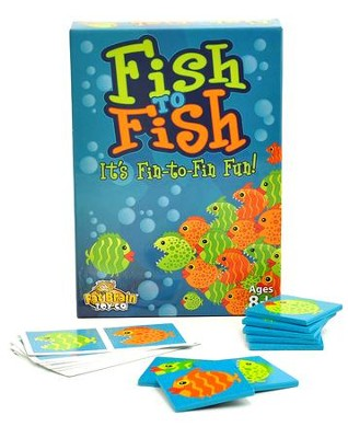 Fish to Fish: it's Fin-to-Fin Fun! Game   -