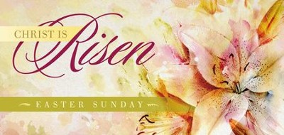 Christ Is Risen Offering Envelopes, 100  -