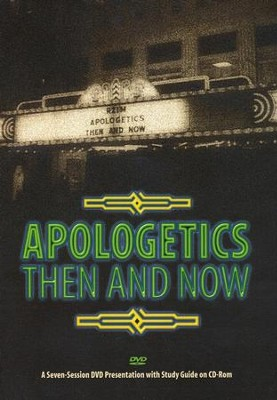Apologetics: Then and Now - DVD Curriculum   -     By: Ravi Zacharias