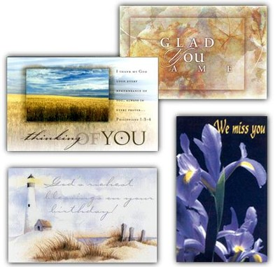 Adult Outreach Value Pack Postcards, 100  -