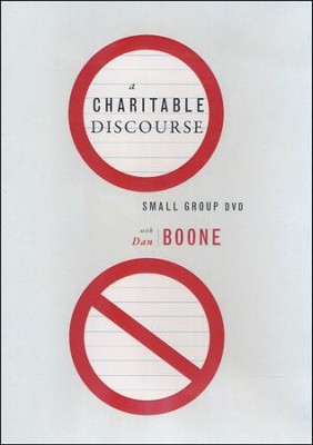 A Charitable Discourse, Small Group DVD: Talking about the Things That Divide Us  -