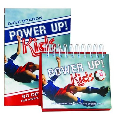 Power Up! Kids Devotional & Power Up! Kids Perpetual  Calendar   -     By: Dave Branon