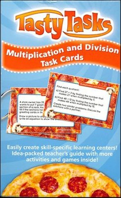Multiplication/Division Cards  -
