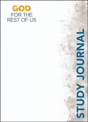 God for the Rest of Us Study Journal  -     By: Vince Antonucci